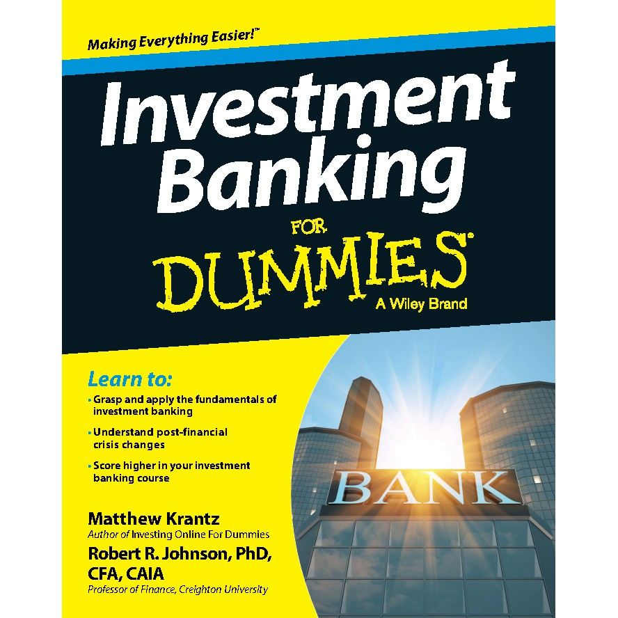 Investment banking for beginners pdf thomas amstutz absolute investment