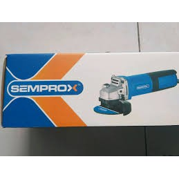 SEMPROX SAG1009 710W 115MM VARIABLE SPEED ANGLE GRINDER METAL CUTTER GRINDING