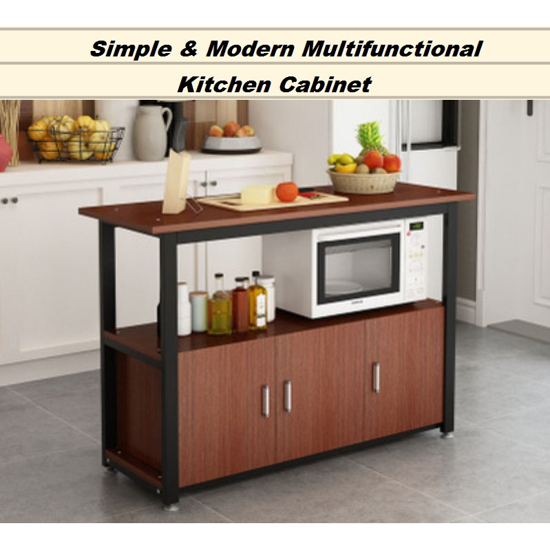 4ft Kitchen Cabinet 72 Shopee Malaysia
