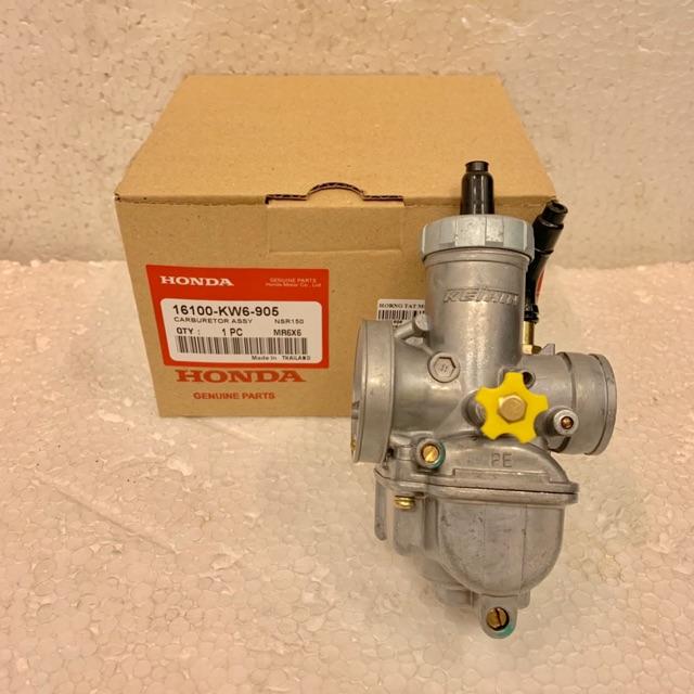 Carburator Original Thailand Honda NSR 150(Jarum Slide Boleh Adjust)