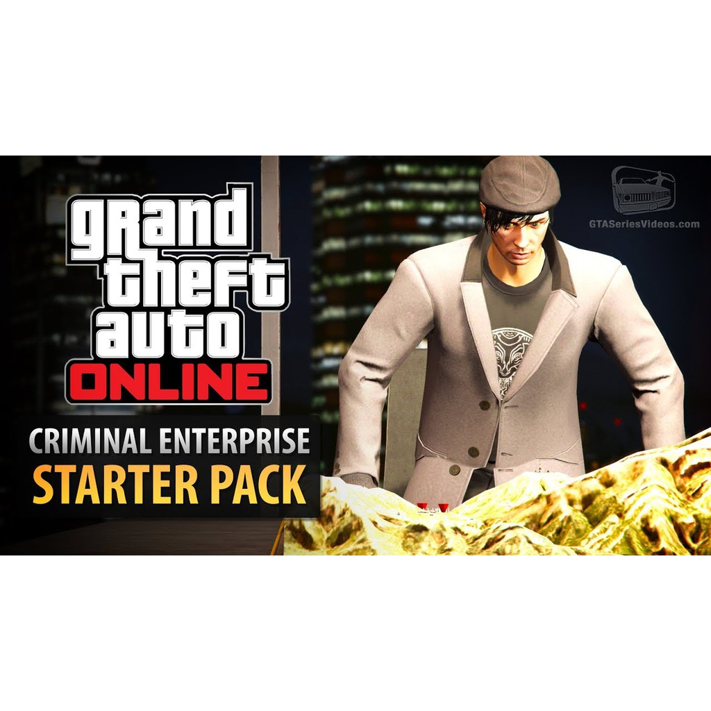 PC GRAND THEFT AUTO V GTA V (3 in 1 Bundle) Rockstar KEY + Criminal Pack +  Card