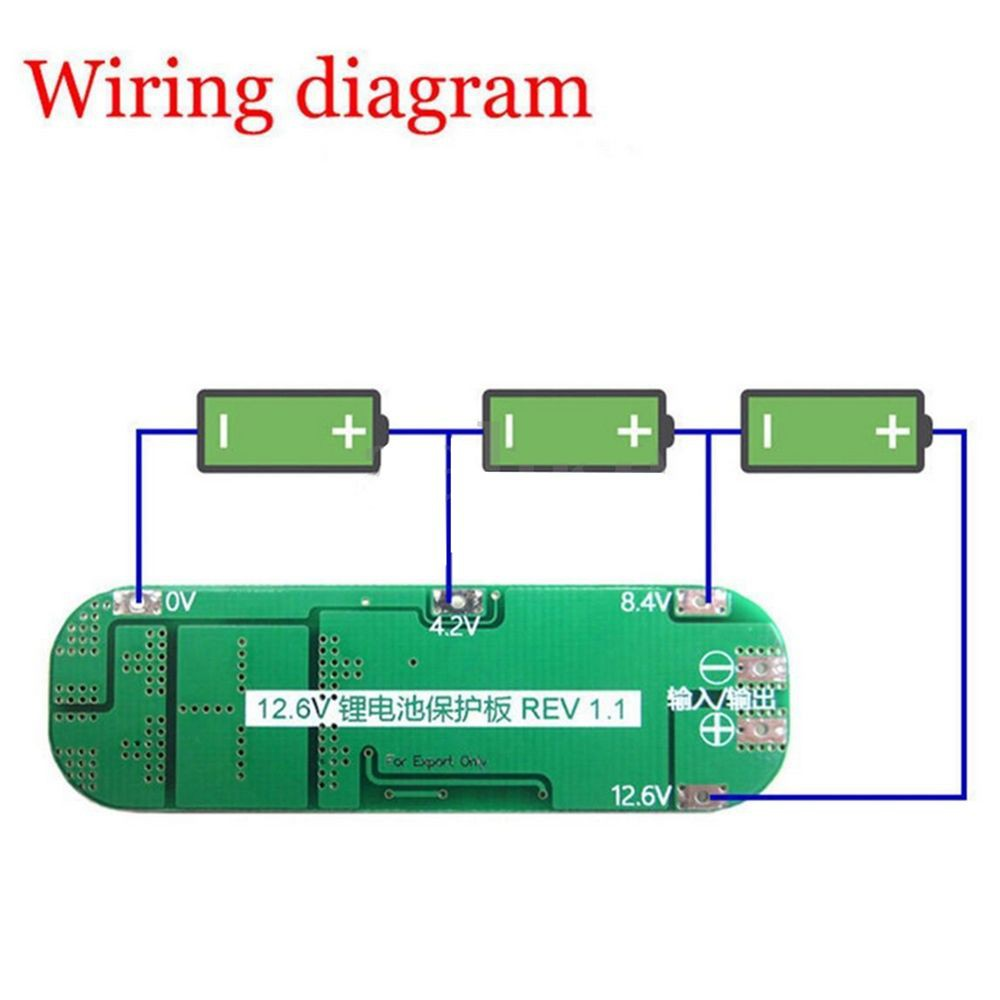 Charging Module Protection 1a 18650 Lithium Battery Charger Board 5v Rm4 Wiring Diagram Micro Usb Shopee Malaysia