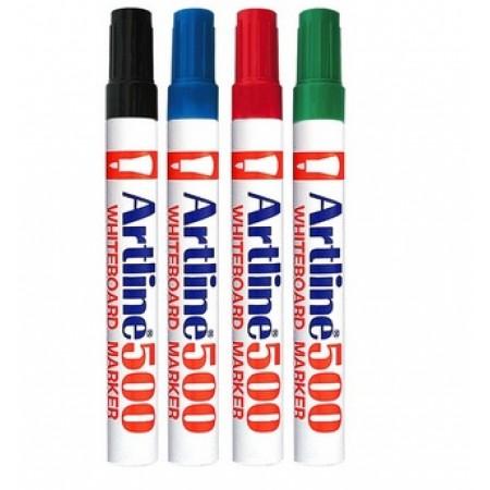 (Ready Stock) Artline Whiteboard Marker 500A