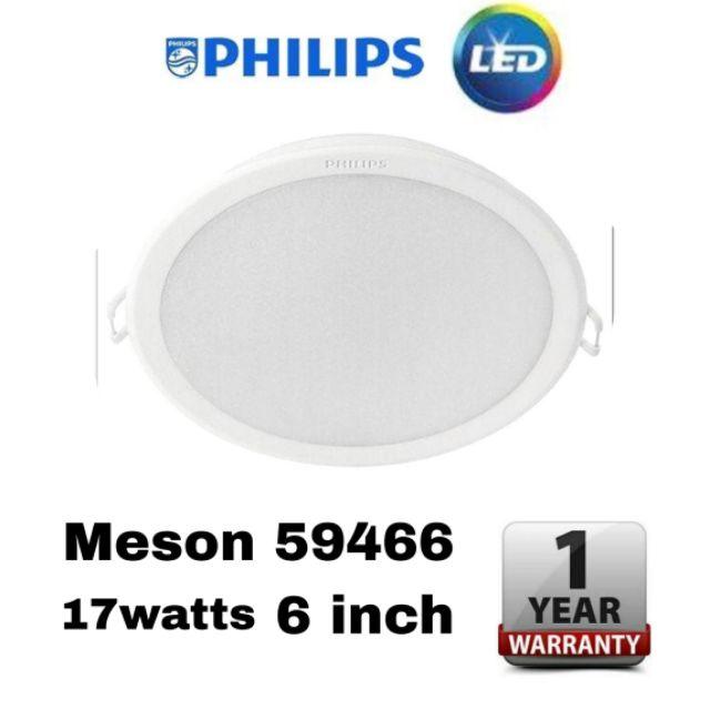 Philips Led Meson 59466 Shopee Malaysia
