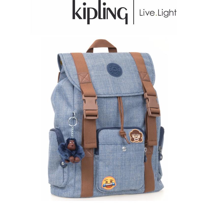 0f0fd6d884 Kipling Milos Shoulder Bag - Warm Red (Small) | Shopee Malaysia