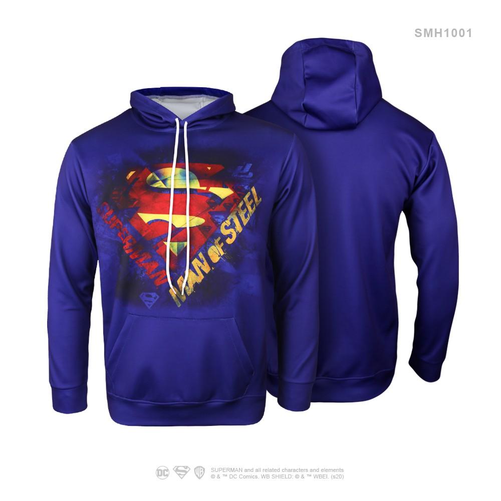 SUPERMAN Sweater Hoody 1st Series