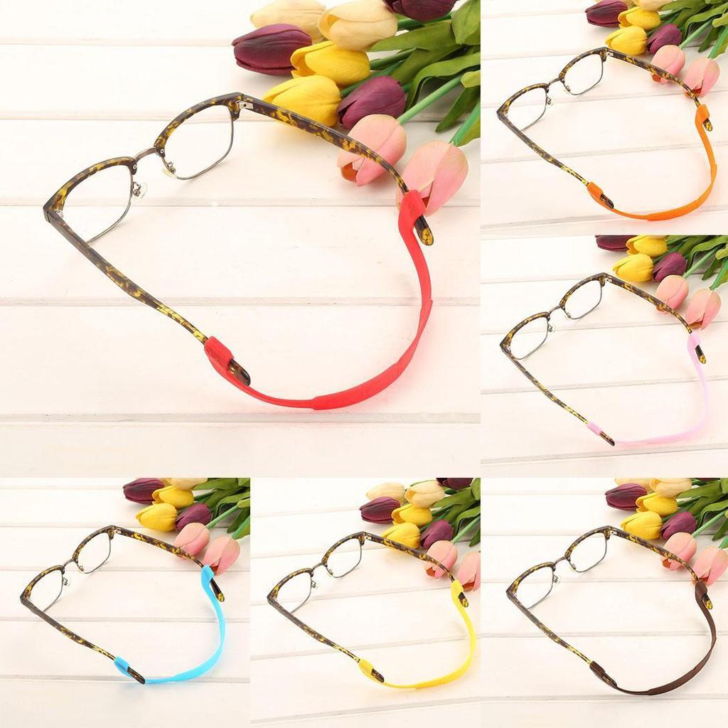 Eyeglass Strap Non-Slip Retainer Glasses Holder Eyeglasses Fits Most Eyewear | Shopee Malaysia
