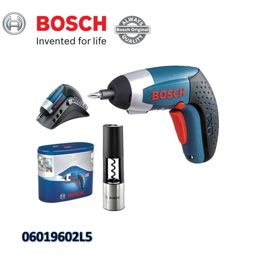 bosch ixo 3.6 iii v-li c/w built-in battery pack, ixo 3.6   shopee
