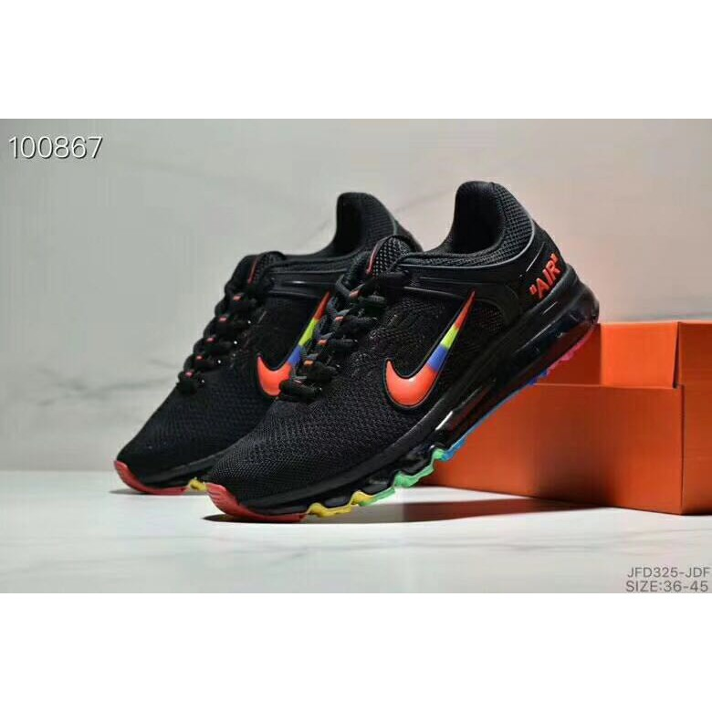 2f1eb94cc6 2019 original new NIKE SHOX R4 sports and leisure men's shoes code 40-45    Shopee Malaysia