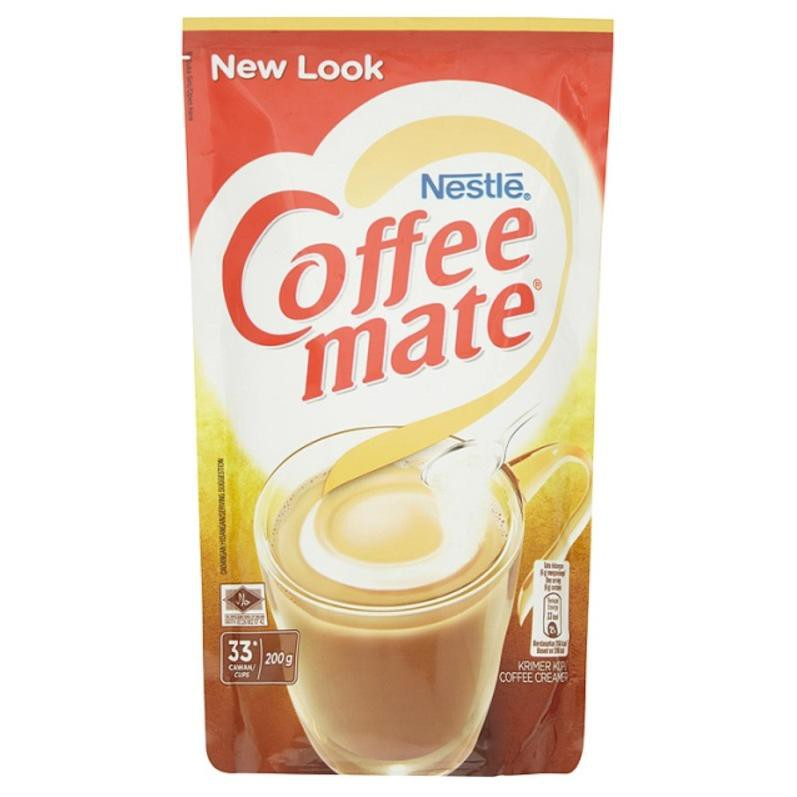 Coffee Mate Refill Pouch (200g)