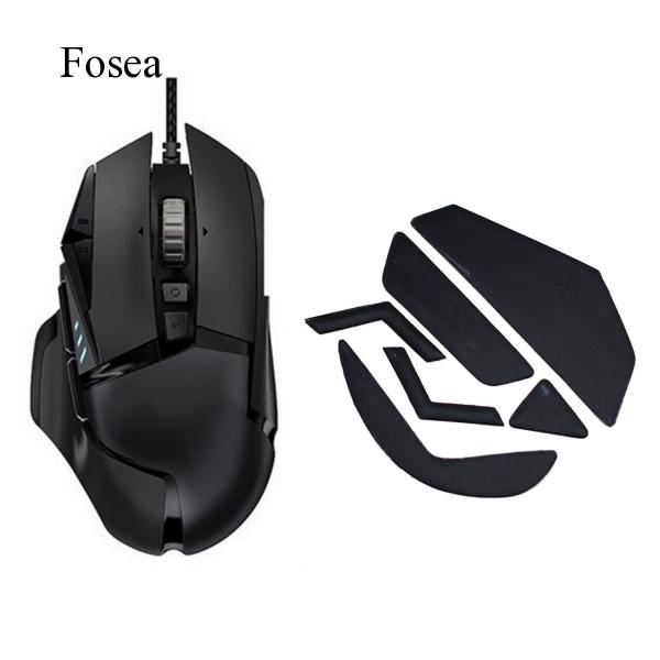 Mouse & Keyboards 2 Sets 0.6mm Teflon Mouse Skates Mouse Sticker Pad For Corsair M65 Pro Rgb Mouse New Hot High Quality And Inexpensive