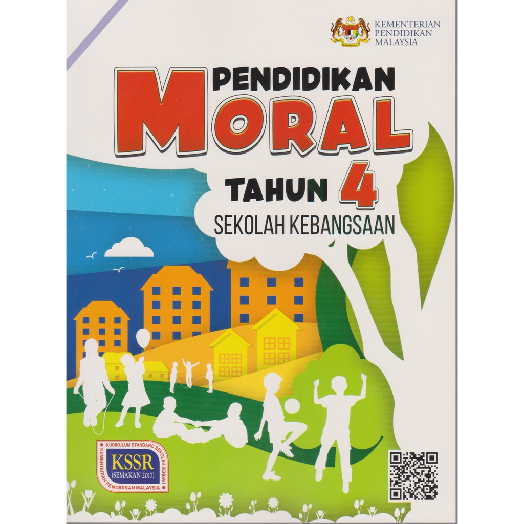 Dbp Buku Teks Pendidikan Moral Tahun 4 Shopee Malaysia