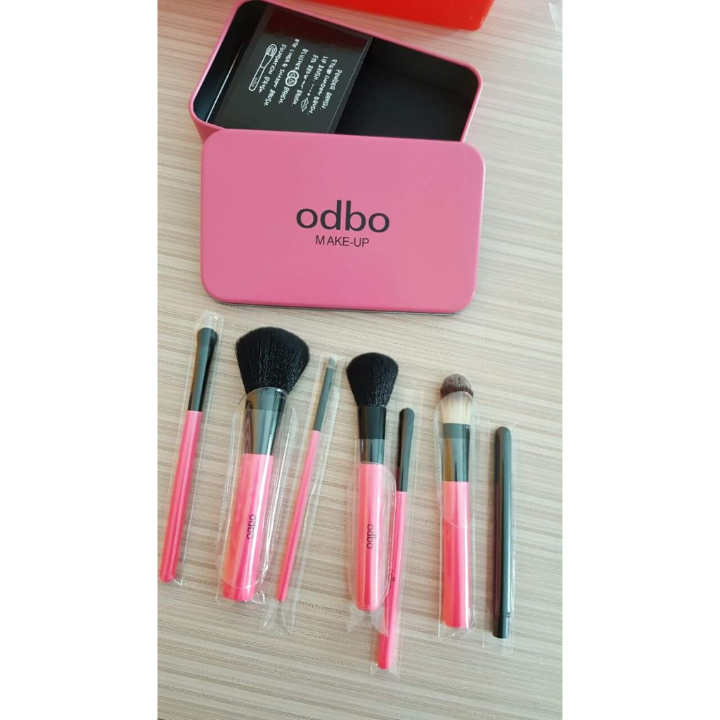 Ready Stock Odbo Makeup Brush Sho