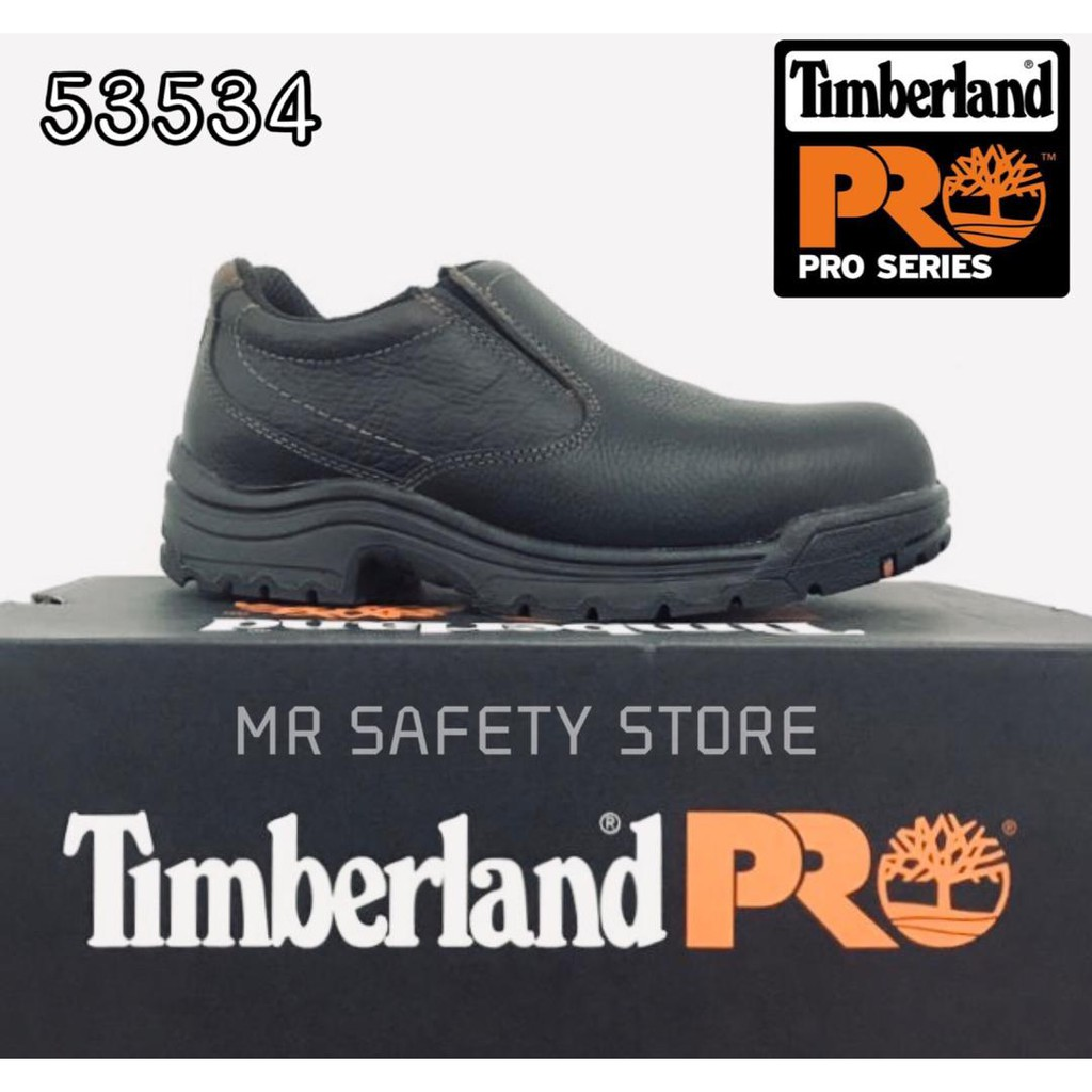 ce0c1f15865 Timberland PRO Boots Men's Titan Brown Oxford 53534 EH Safety Toe Work Shoes
