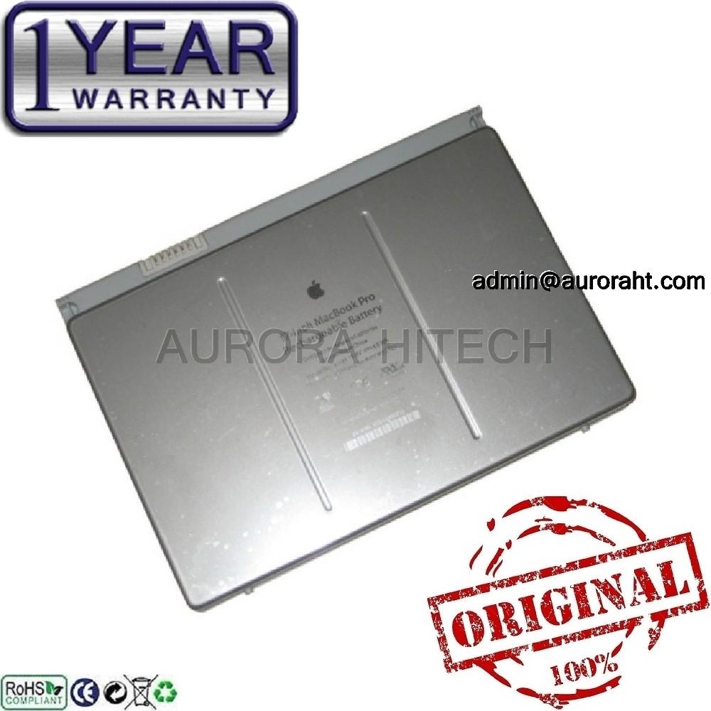 Original Apple Macbook Pro 17 inch A1151 A1189 MA458 MA458*/A MA611 Battery