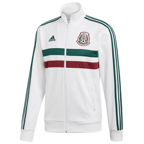 Mexico Tracksuit White World Cup 2018