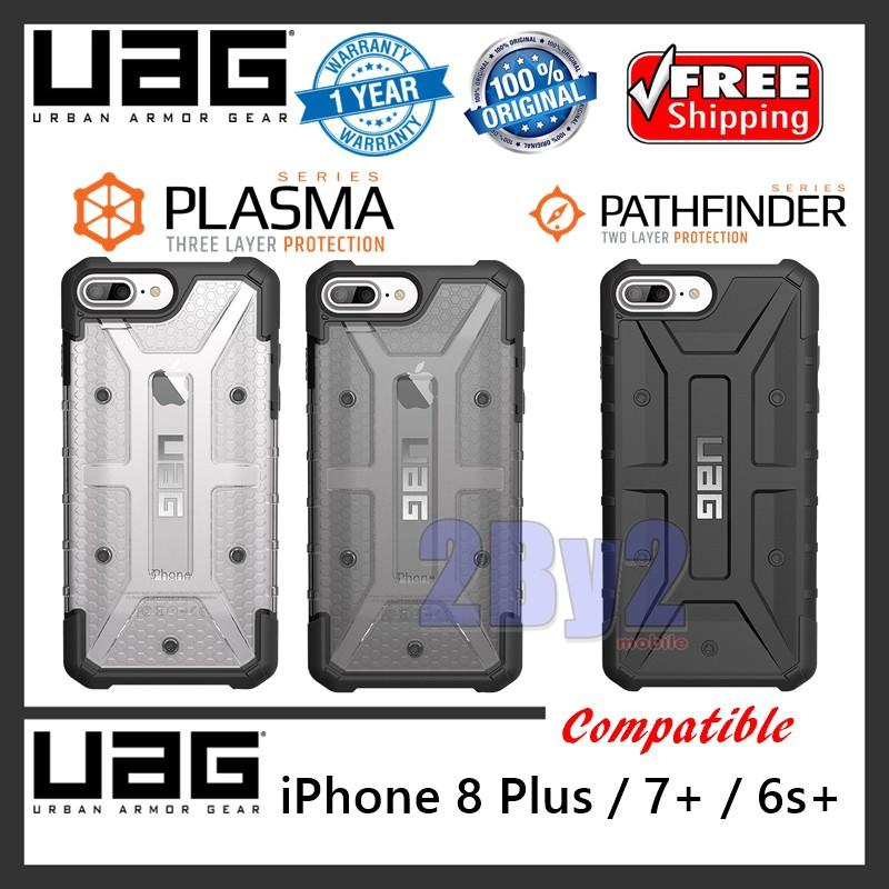 35a4d5fa4dd Urban Armor Gear UAG Plasma case for iPhone 8 / iPhone 7 / iPhone 6S    Shopee Malaysia