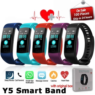 M10 Smart Bracelet Wristband inch Color Screen Heart Rate