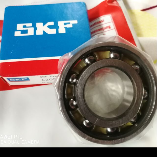 SKF TN9 C4 (Fiber) 6304,6205,6305 - crankshaft bearing