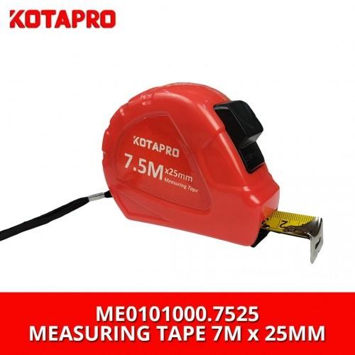 Kotapro ME0101000.7525 Measuring Tape 7.5M x 25MM