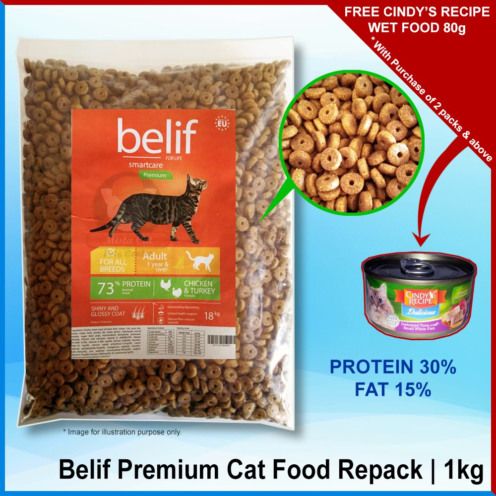 Usa Wono Hair Skin 10kg Super Premium Cat Food Makanan Equilibrio Adult Hairball Repack 500 Gr Kucing Shopee Malaysia