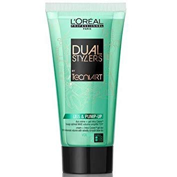 L'Oreal Tecni.Art Dual Stylers - Liss and Pump Up 150ml