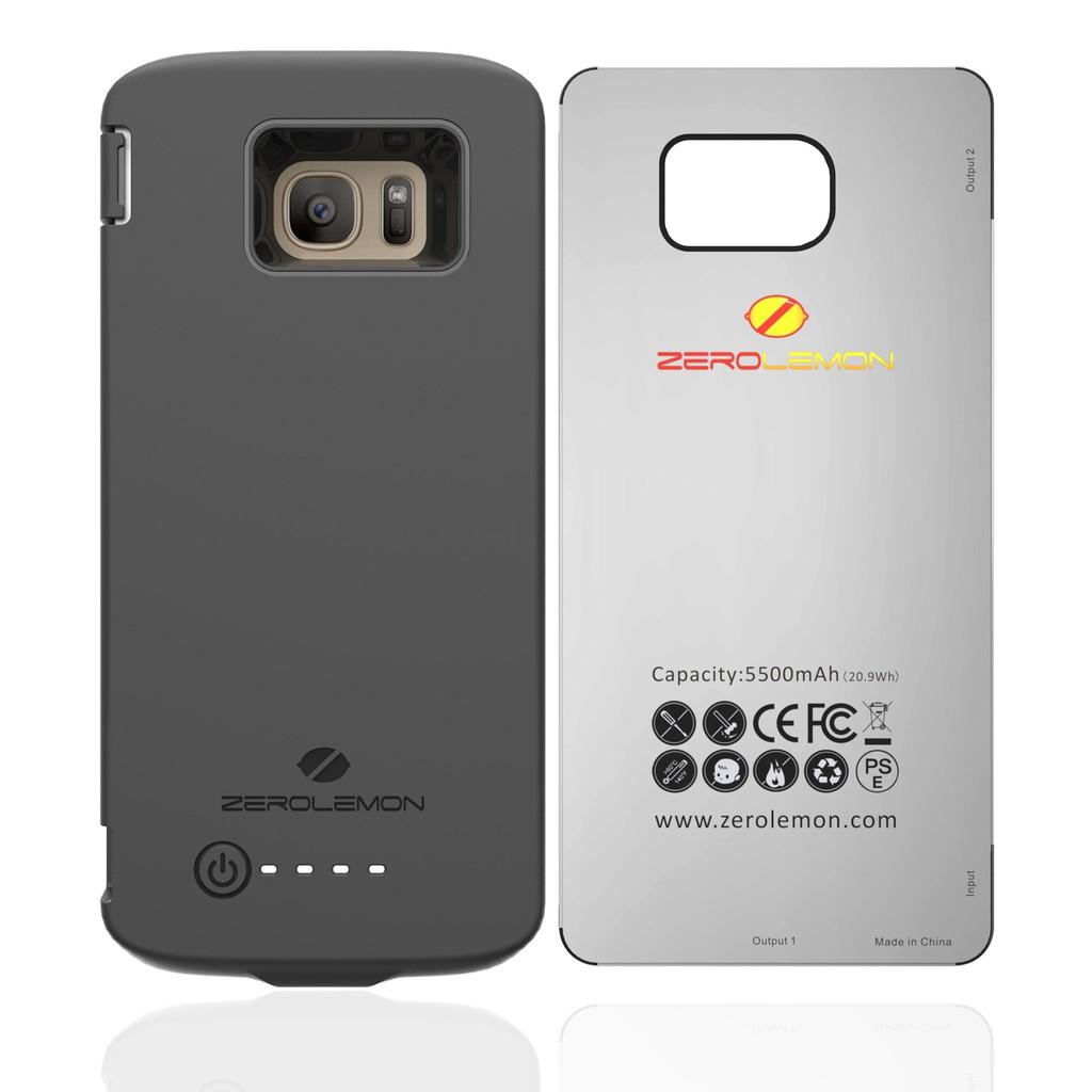 new concept 241da 00a02 ZEROLEMON S7 EDGE 8500maH(used)