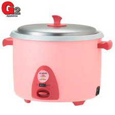 Khind 14 cups (2.8Liter) RC 928 Rice Cooker(COLOUR RANDOM)