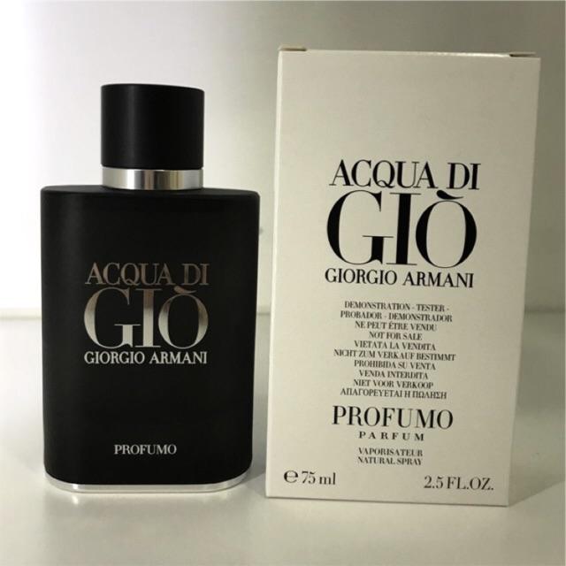 Giorgio Armani Acqua Di Gio Tester Perfume Shopee Malaysia