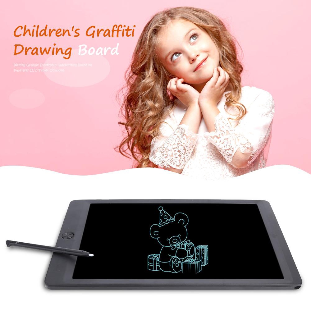 ♆♆10 inch Ultra-thin Digital Drawing Tablet LCD Handwriting Tablet Children Gifts☜