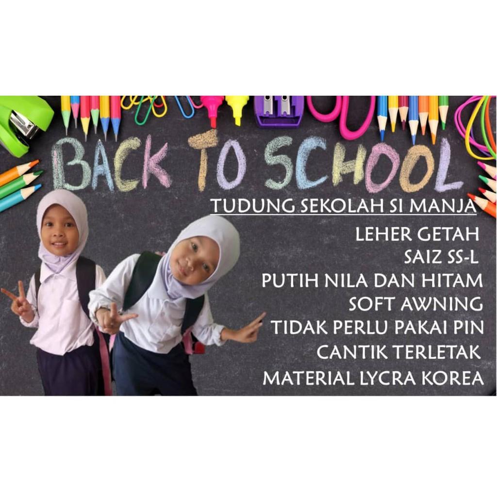 Tudung sekolah rendah VIRAL