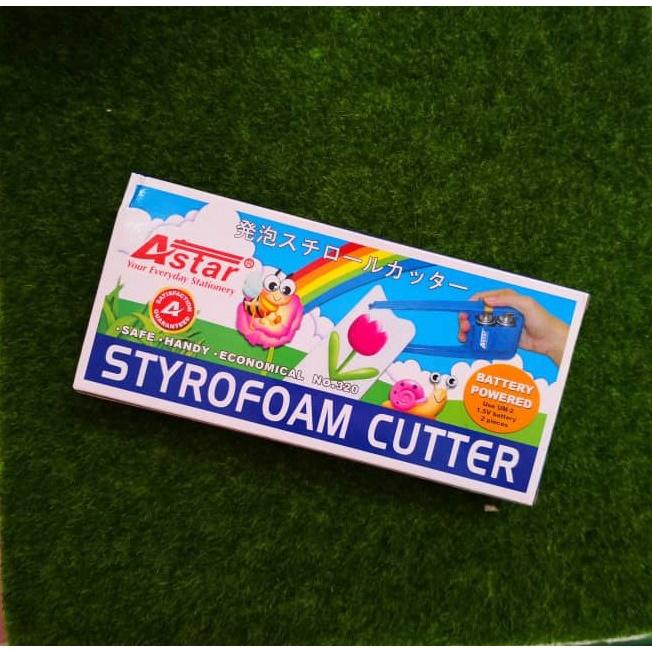Astar Battery Handy Styrofoam Cutter NO.320