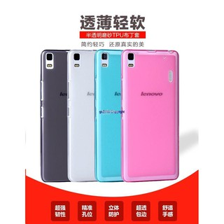new products 08e7b 50973 Lenovo K3 Note K50-T5 A7000 Plus Pudding Soft Back Case Cover Casing ...