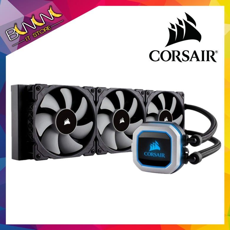 CORSAIR HYDRO H150i PRO RGB WATER COOLING (CW-9060031-WW)
