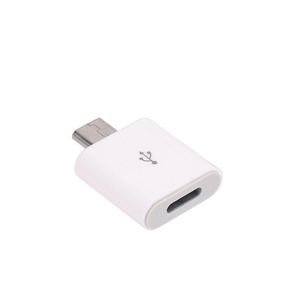 on sale 48a61 82d25 New Style for iPhone 8 Pin to Micro USB Converter Adapter