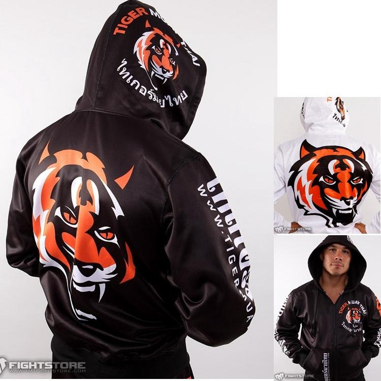 2c7274f5c632 Tiger Muay Thai Hoodie Tiger Sports Hoodie MMA UFC Coat | Shopee ...