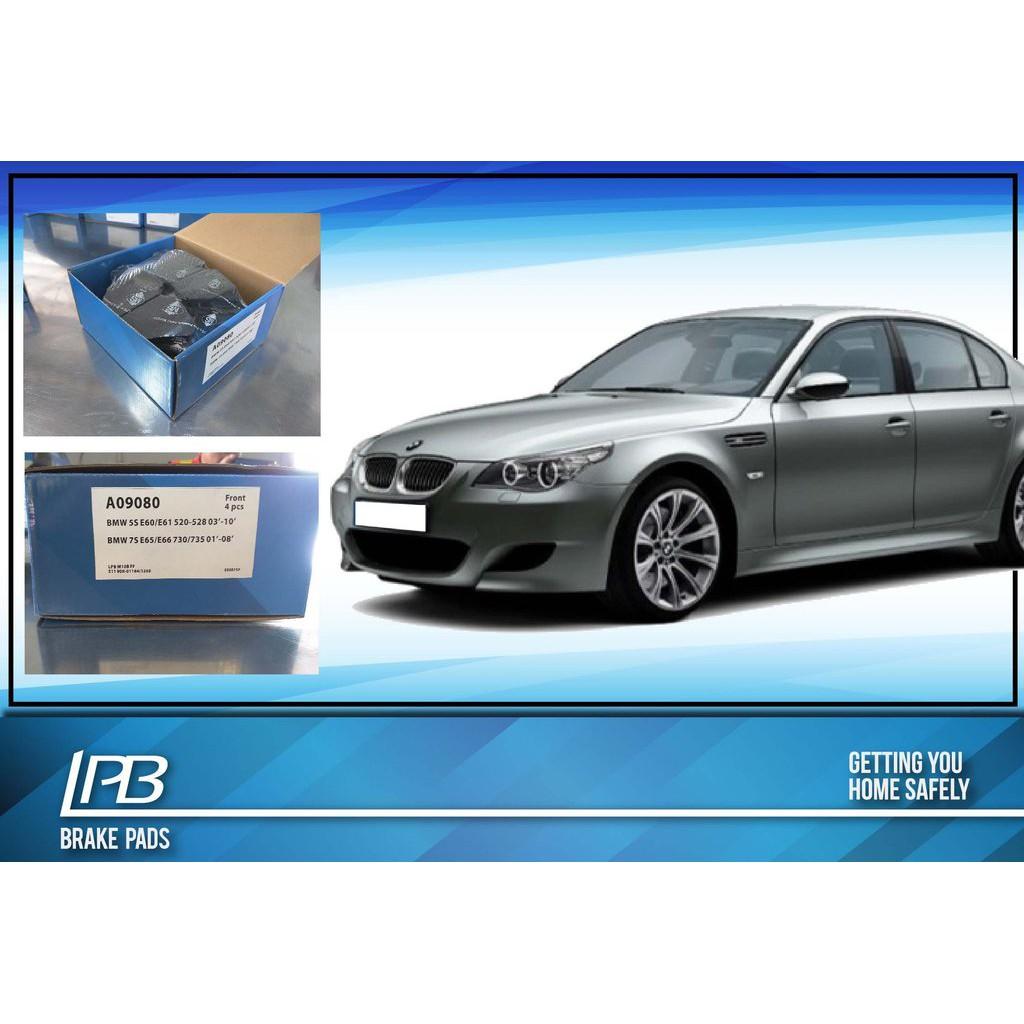 BMW E60 E61 E65 E66 Original Front Brake Pads
