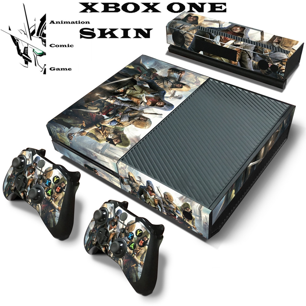 Sticker Covers Skins Decal Microsoft Xbox One Console Controller