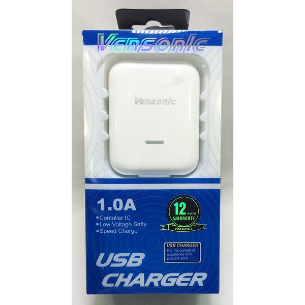 Vensonic Charger 1.0A