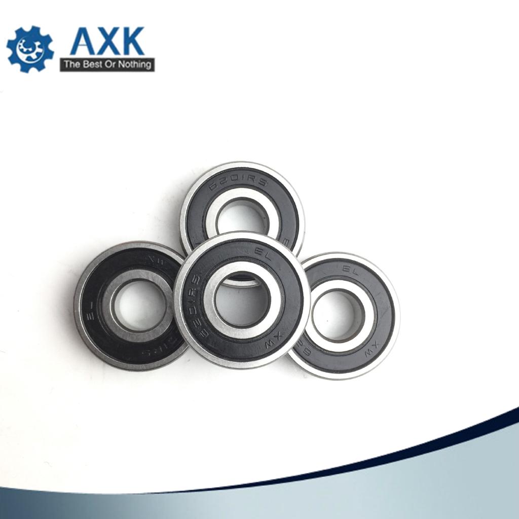 6204-2RS 6204RS 6204-RS C3 bearing high quality seals bearings 6204 Ten