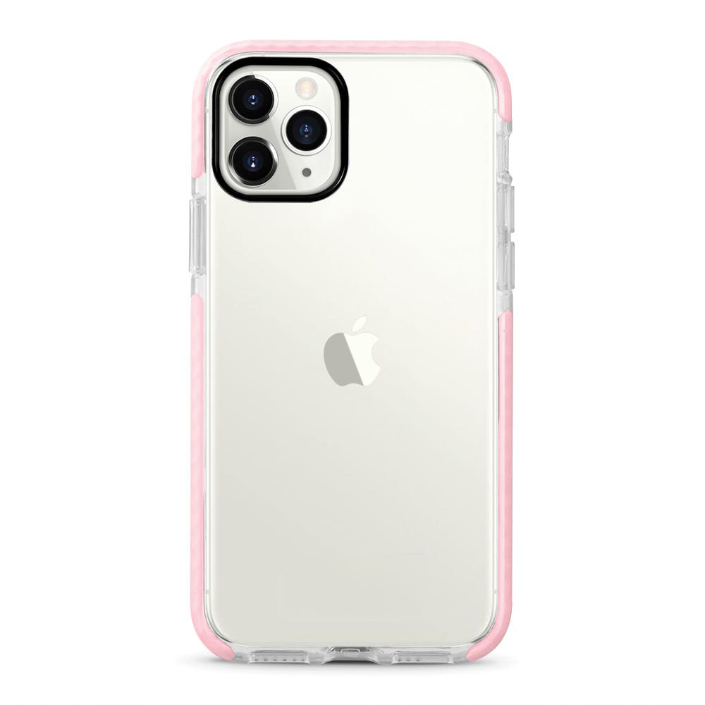 Candy Color border Clear Transparent Impact Cases Protection for iPhone 12,12Mini,12Max,11Max,11,XR,XS Max,Xs 8 7 6 Plus