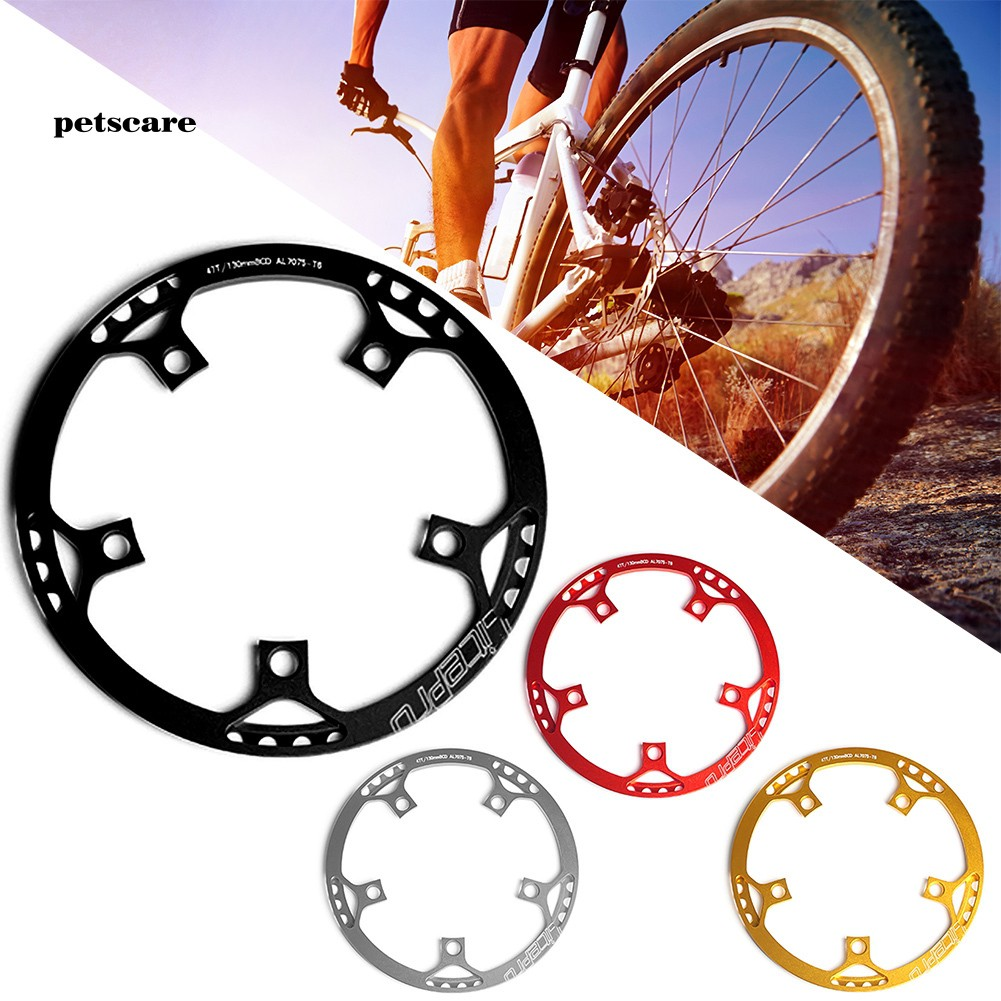 MTB BMX Road Bike Chainring Bicycle Cycling Chain Ring BCD 130mm*45//47//53//56//58T