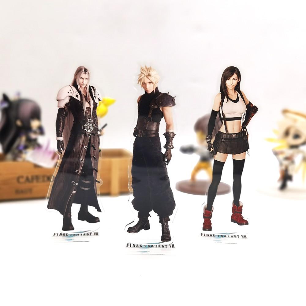 Final Fantasy VII FF7 Remake Tifa Lockhart #B acrylic stand standee figure toy