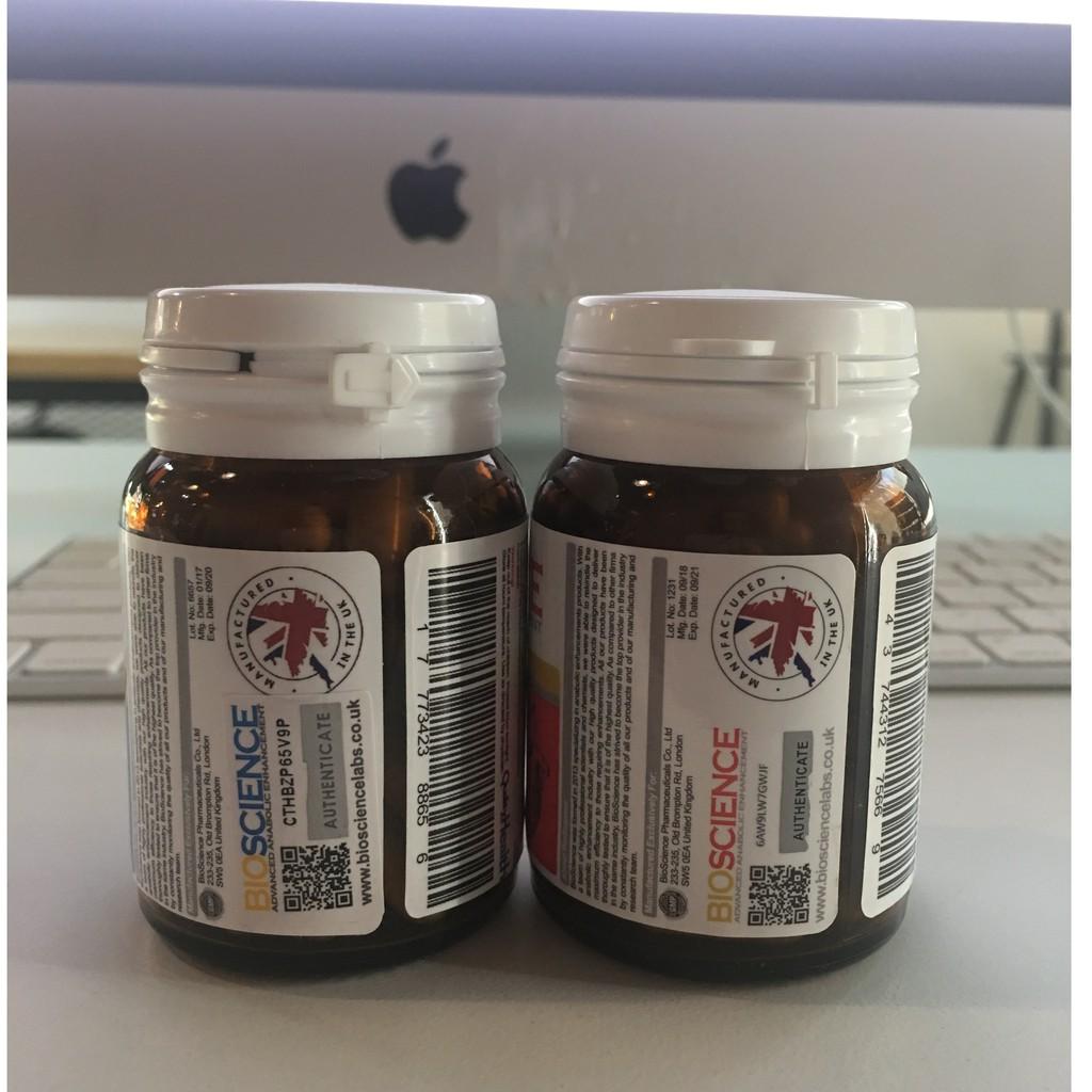 SARMS BIOSCIENCE KOMBO LGD + MK2866 (LIGANDROL + OSTARINE