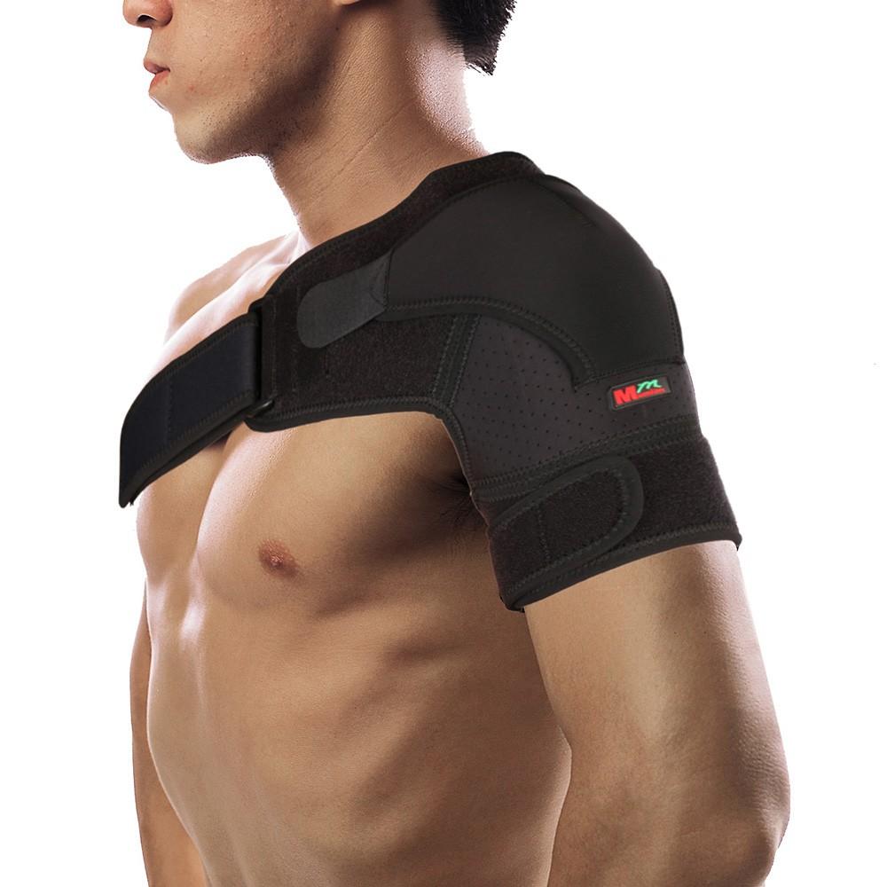 1pcs Single Left/Right Shoulder Sports Pain Relief Shoulder Support Brace Adjust