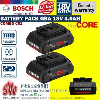 18 V blau Bosch Professional 1600A016GU ProCORE18V 12.0 Ah System Akku