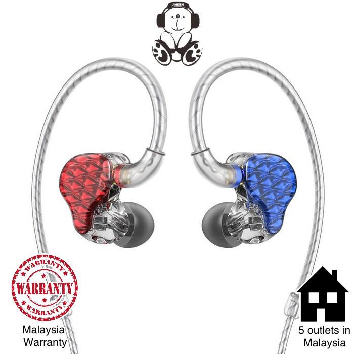 FiiO FA7 Quad BA Knowles Hi-Res Audiophile MMCX IEM In-Ear Earphones