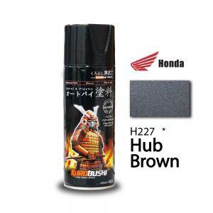 Samurai Spray Paint Honda Motorcycle Colours H227 H228  H232 H233 H235 H236 H239 400ml FREE Sand Paper (1 pc)