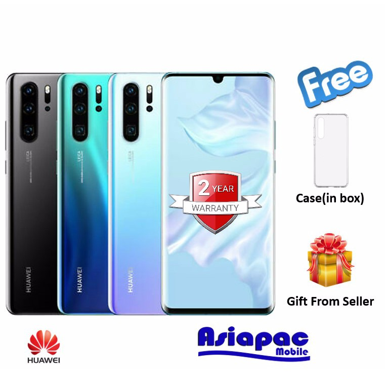 Huawei P30 Pro 8GB Ram+256GB Rom(Original Malaysia Set) FREE GIFT!!!