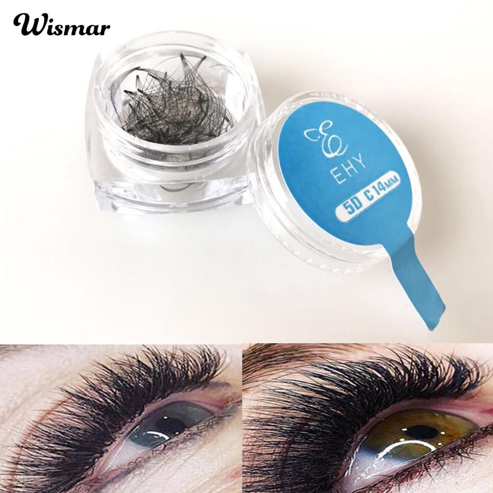 (in stock) Handmade Fiber Grafting False Eyelashes Long Lasting Waterproof Curly